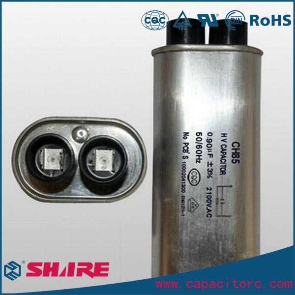 China Ac 2300v Ch85 Ch86 Microwave Oven High Voltage Capacitor