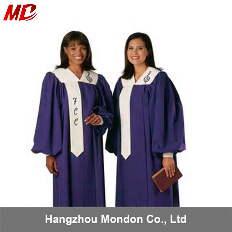 China Church Choir Robes Custome Wholesale - China Church Choir ...