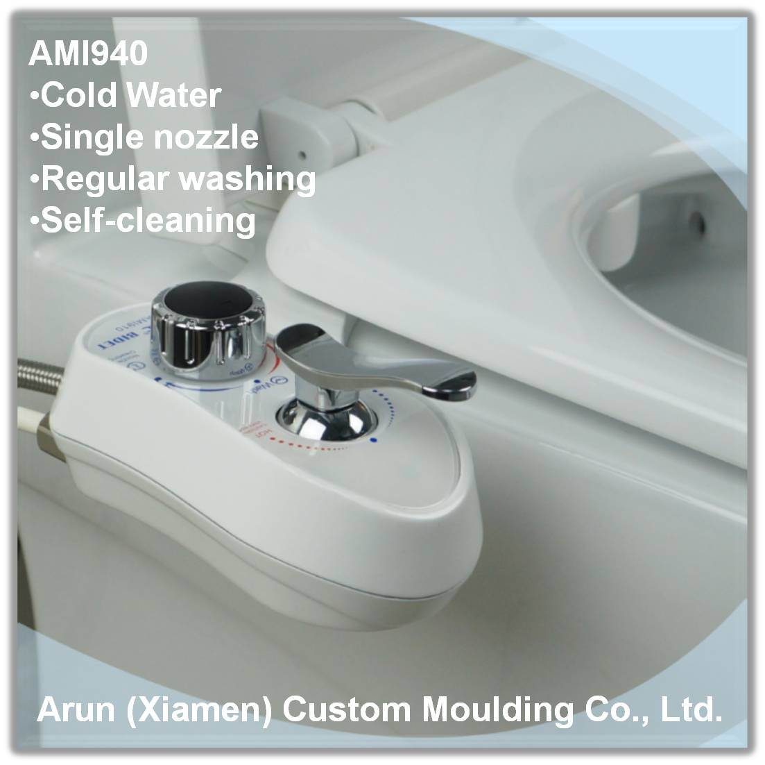 China Ami930 Bio Bidet Attached Under The Toilet Seat, Cold Water ...