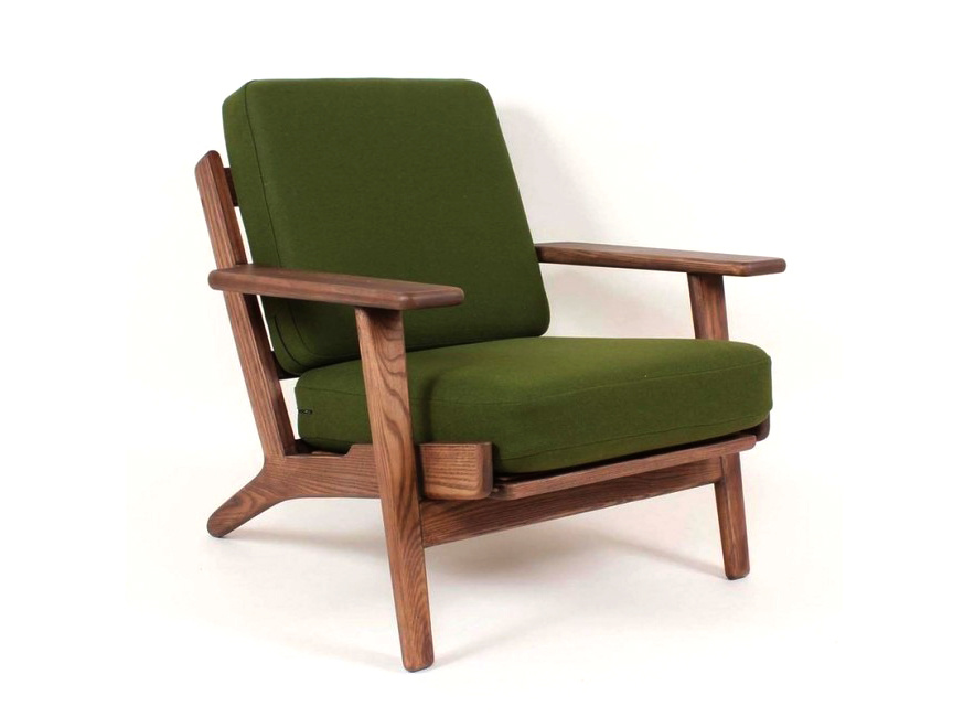 China Hans Wegner Plank 1 Seater Sofa Photos Pictures Made In