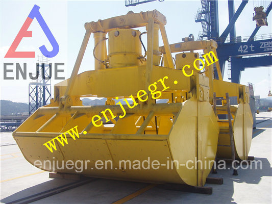 Electric Hydraulic Clamshell Grab Bucket pictures & photos