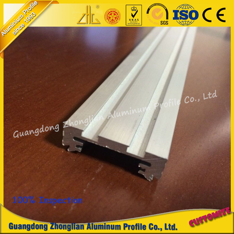 OEM Customized Aluminium Profile Guide Rail for Furniture or Decoration pictures & photos