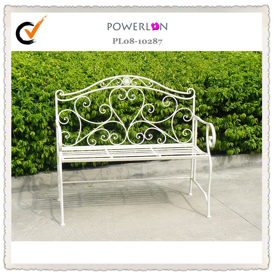 Swell Hot Item Vintage Antique Wrought Cast Iron Garden Bench For Outdoor Park Patio Gmtry Best Dining Table And Chair Ideas Images Gmtryco