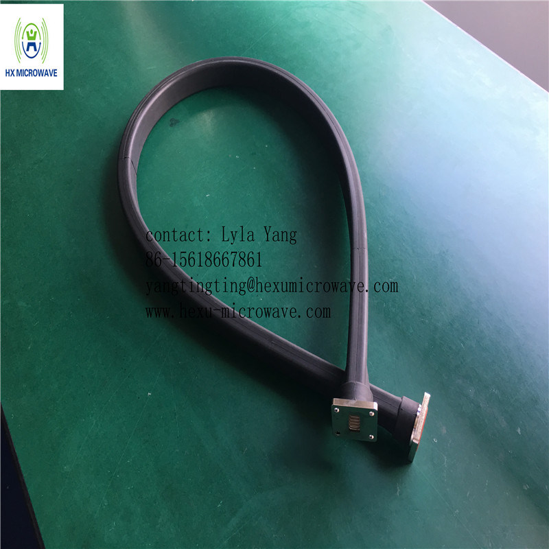 High Power Ku Band Flexible Twistable Microwave Waveguide pictures & photos