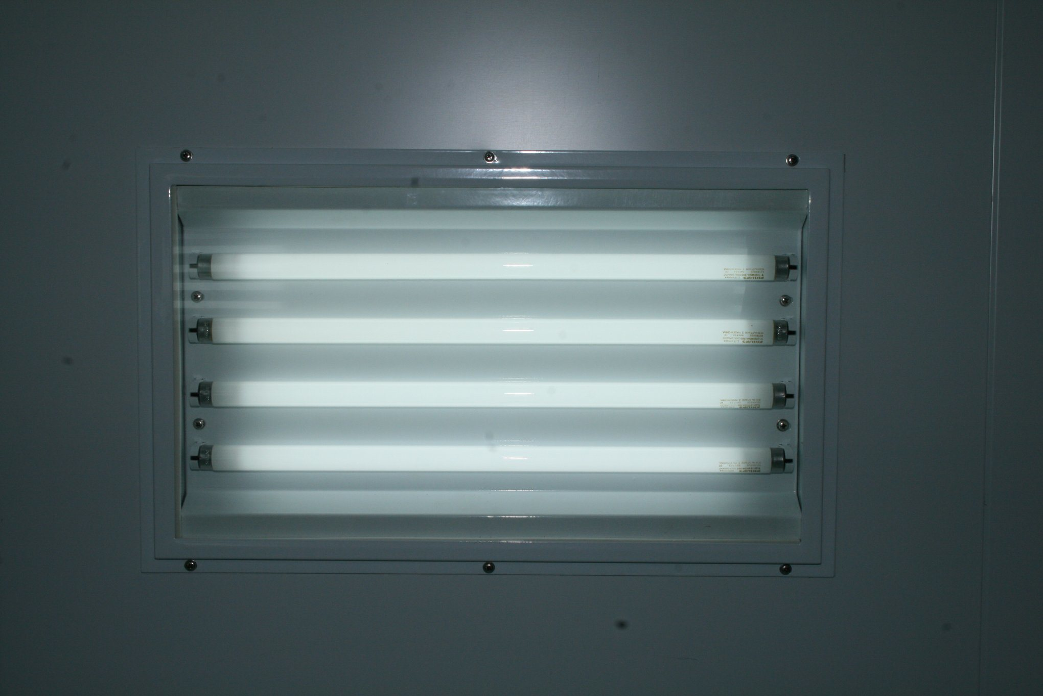 China Led Lighting Fixture For Spray Booth Paint Booth