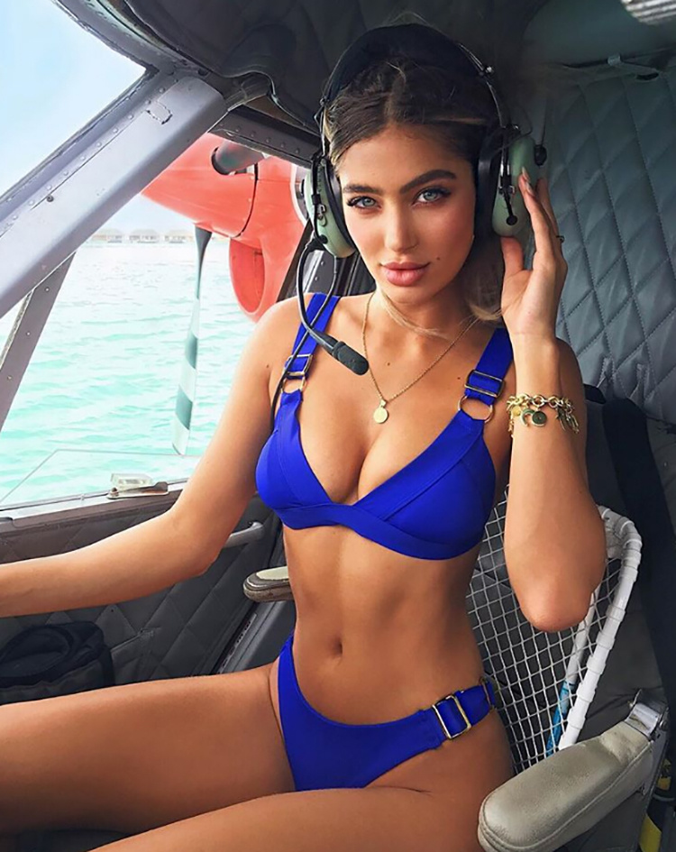 mature bikini hot