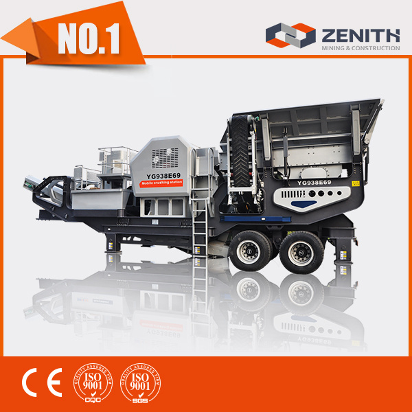 Mobile Crusher Plant, Mobile Stone Crusher Plant pictures & photos