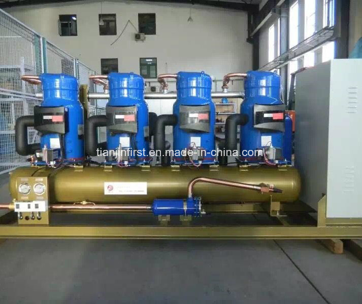 Parallel Medium Temperature Compressor Unit pictures & photos