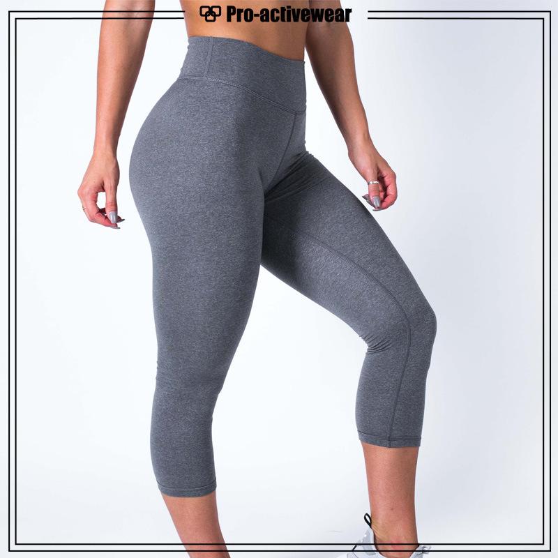 7de4111507de6 China Best Seller Popular Women Customized Grey Workout Leggings - China Workout  Leggings, Grey Workout Leggings