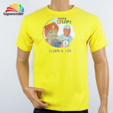 fc4ecc50 Customize Campaign Election March T Shirt in Various Colors, Sizes, Logos  and Designs