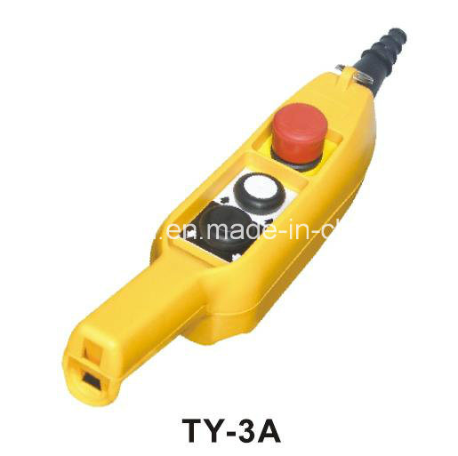 China ty 3a water prool lifing button pendant control station ty 3a water prool lifing button pendant control station aloadofball Choice Image