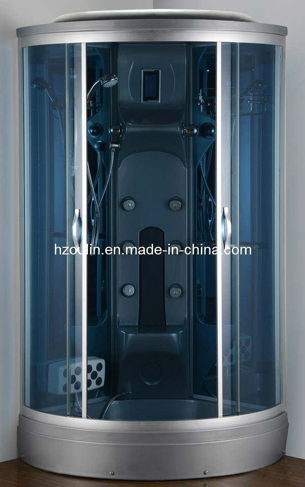 China Luxury Jacuzzi Shower Cubicle with CE Certificate (C-01-100 ...