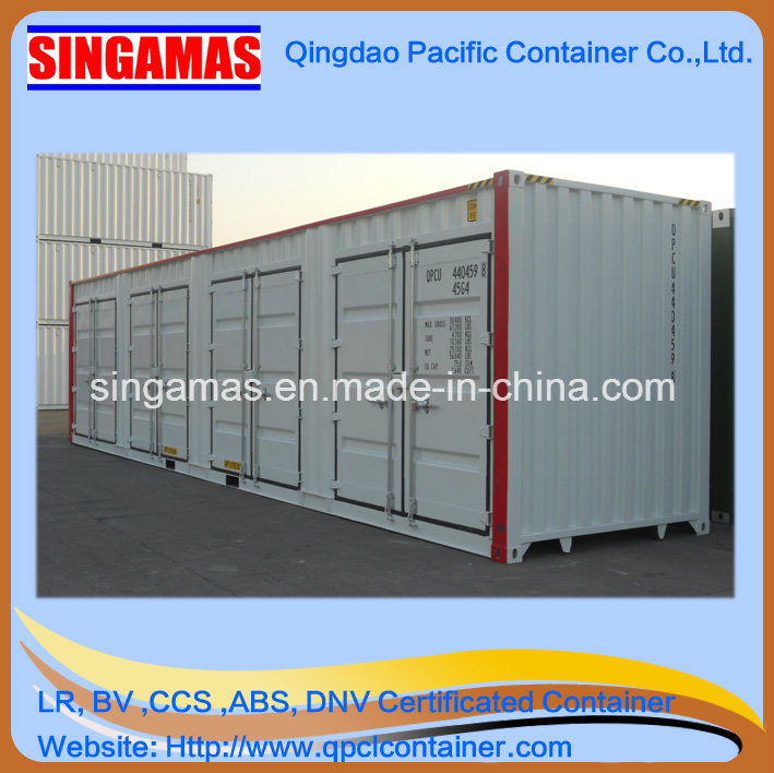 40ft Shipping Container >> China Cheap 40ft New Open Side Shipping Container China 40 Foot