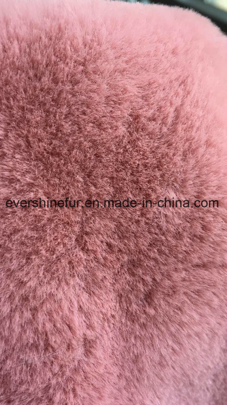 New Imitation Rabbit Fur Faux Fake Artificial Fur Toy Fur Fabric