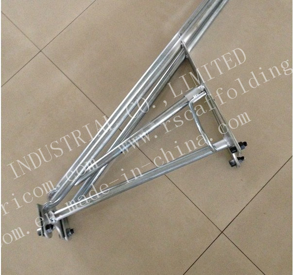 Tubular Type Scaffolding Tripod Used Forl Shoring Props pictures & photos