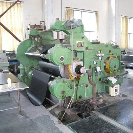 Xk400 Rubber Mixing Machine for Open Mixing Mill