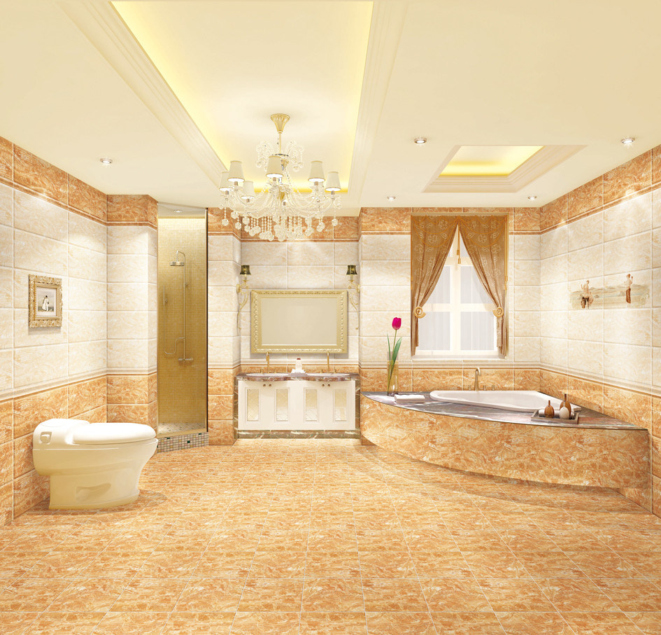 China Modern Ideas Good Design Bathroom Ceramic Wall Tiles - China ...