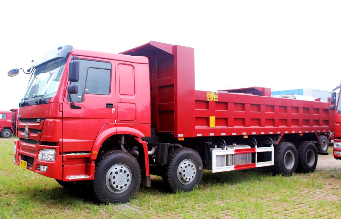 China Sinotruk HOWO Heavy Duty Dumper Dump Tipper Truck