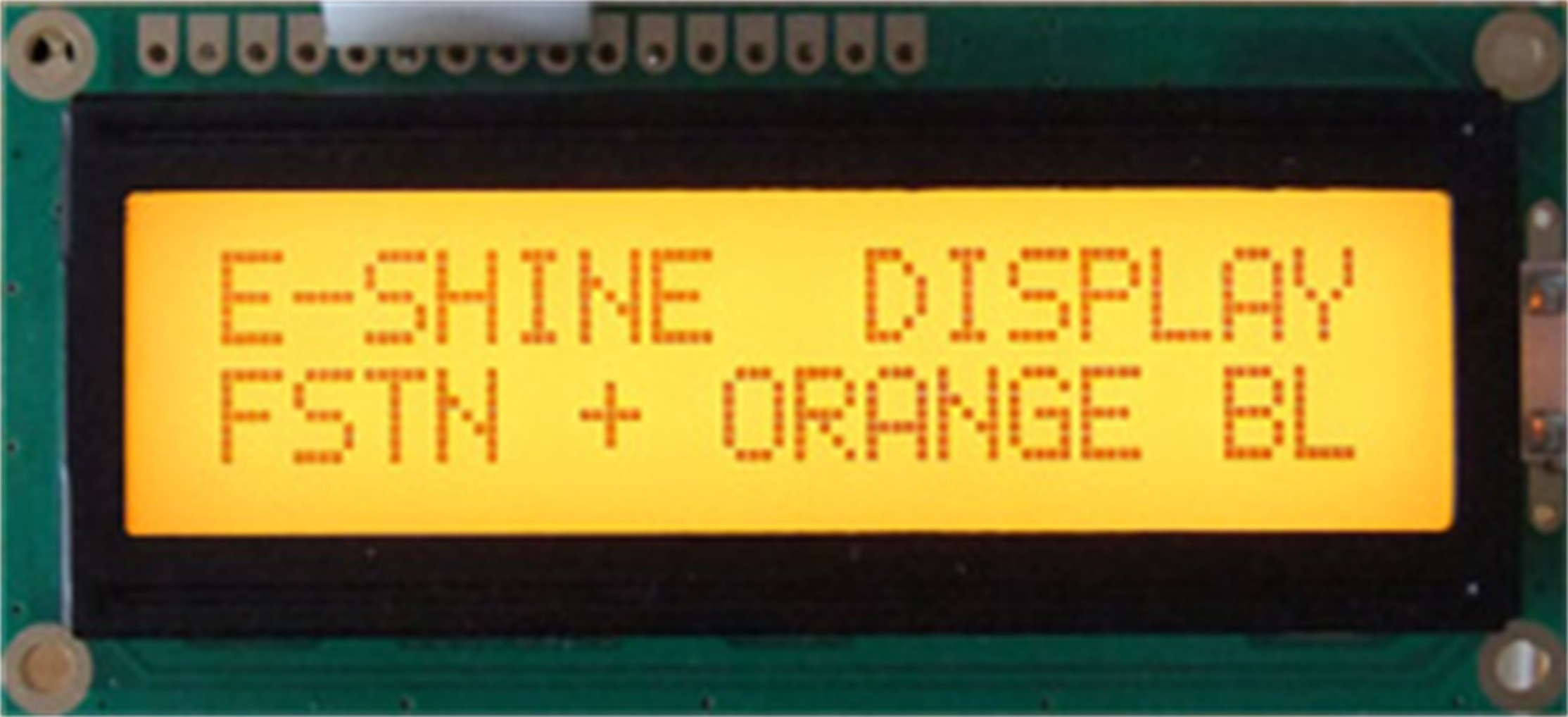 LCD Modules Stn LCD Character COB EC1602A0 pictures & photos
