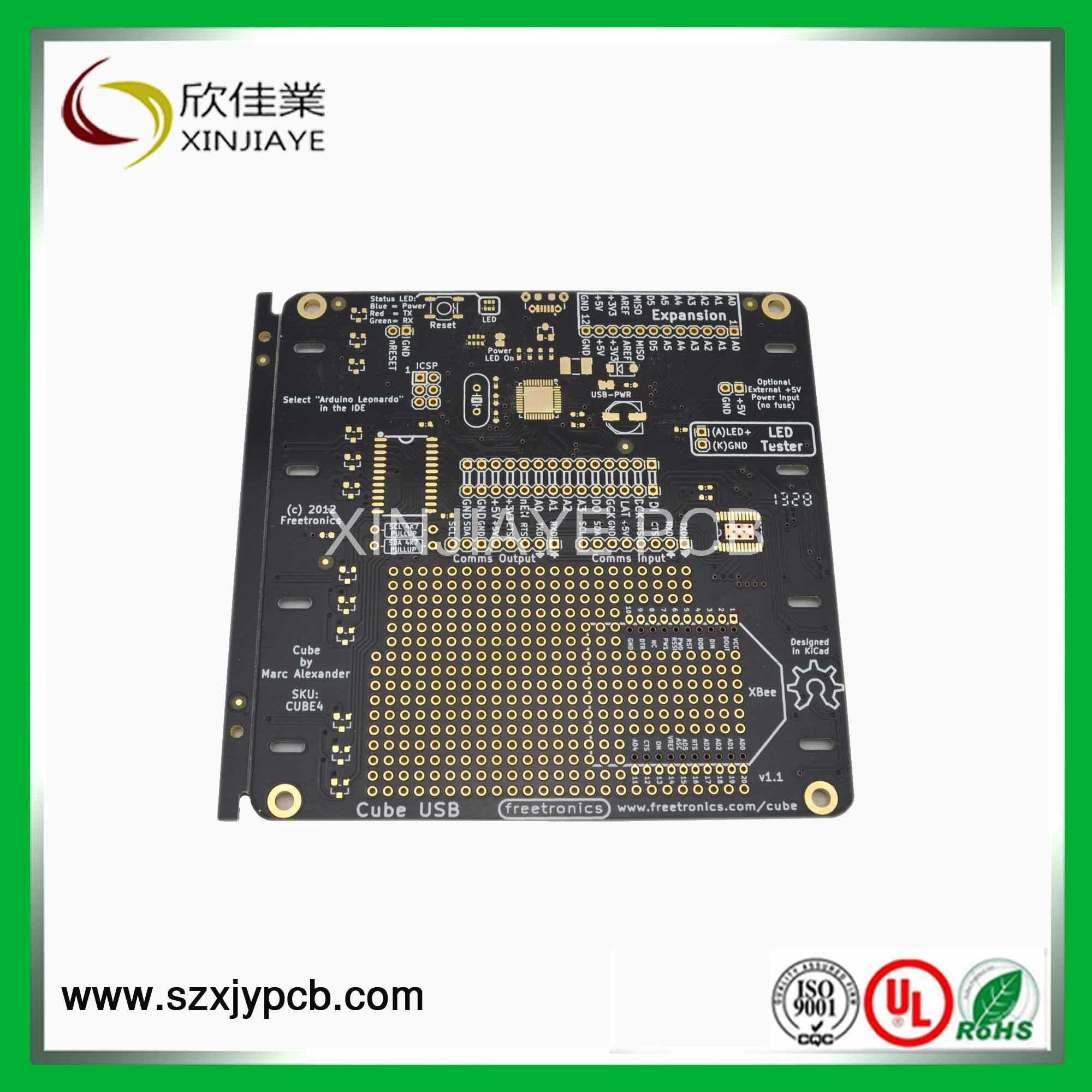China Cnc Pcb Fr4 94vo And Prototype Shenzhen Oem Electronic Printed Circuit Board Manufacturerpcb