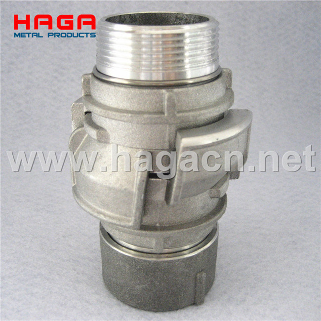 Aluminum French Fire Hose Coupling Guillemin Coupling