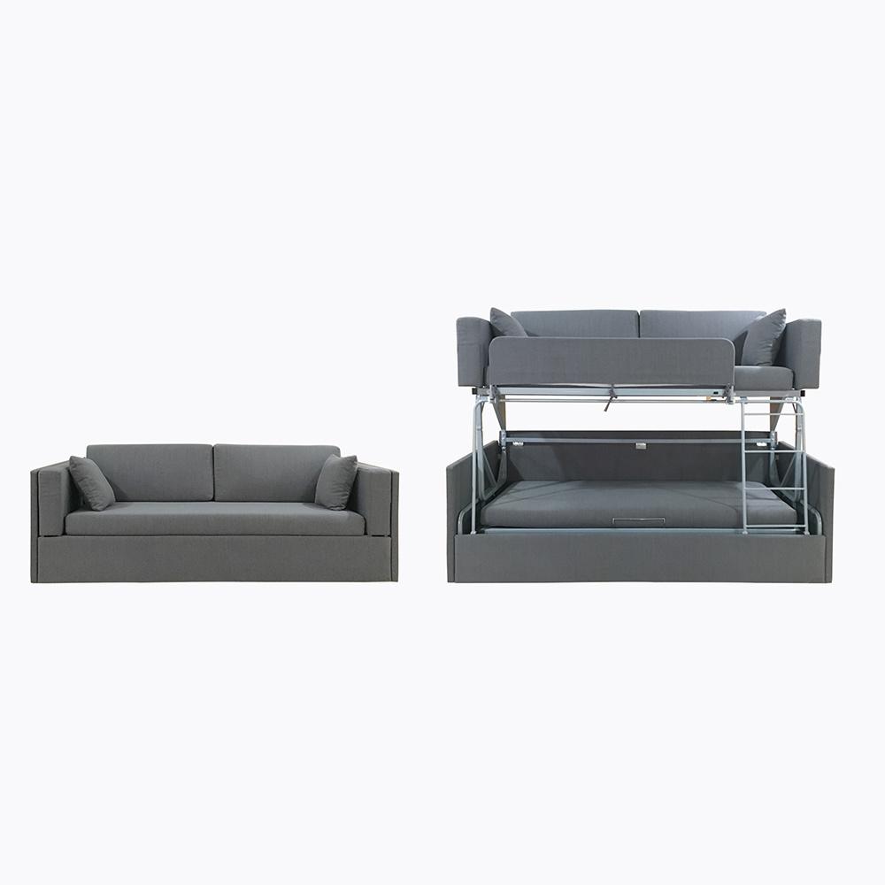 - China Modern Italy Design Italian Folding Sofa Bunk Bed Sleeper
