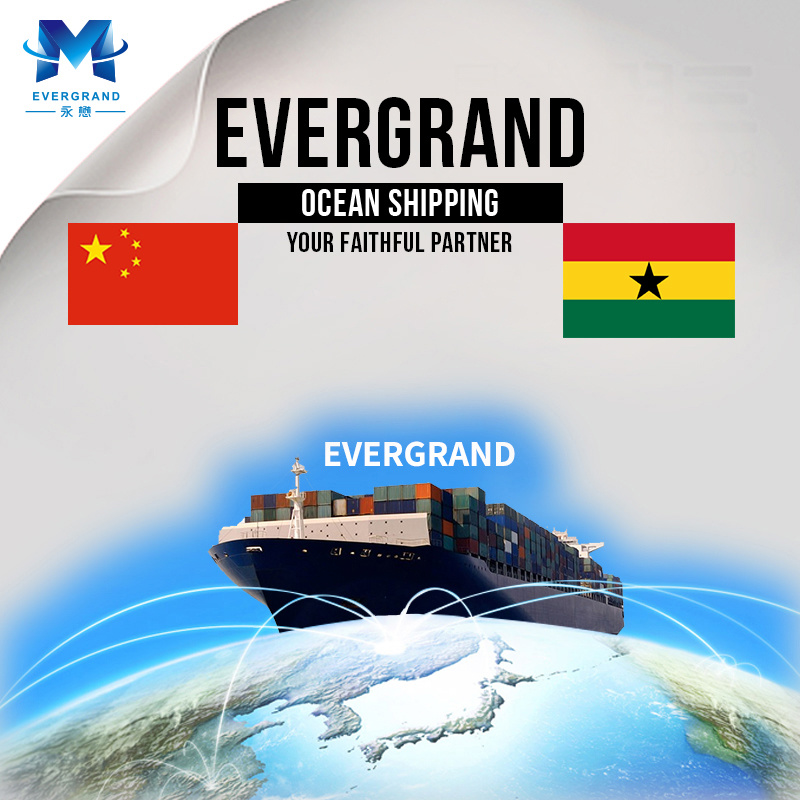 Professional Sea Freight Shipping Service From China to Ghana/Tema/Accra pictures & photos