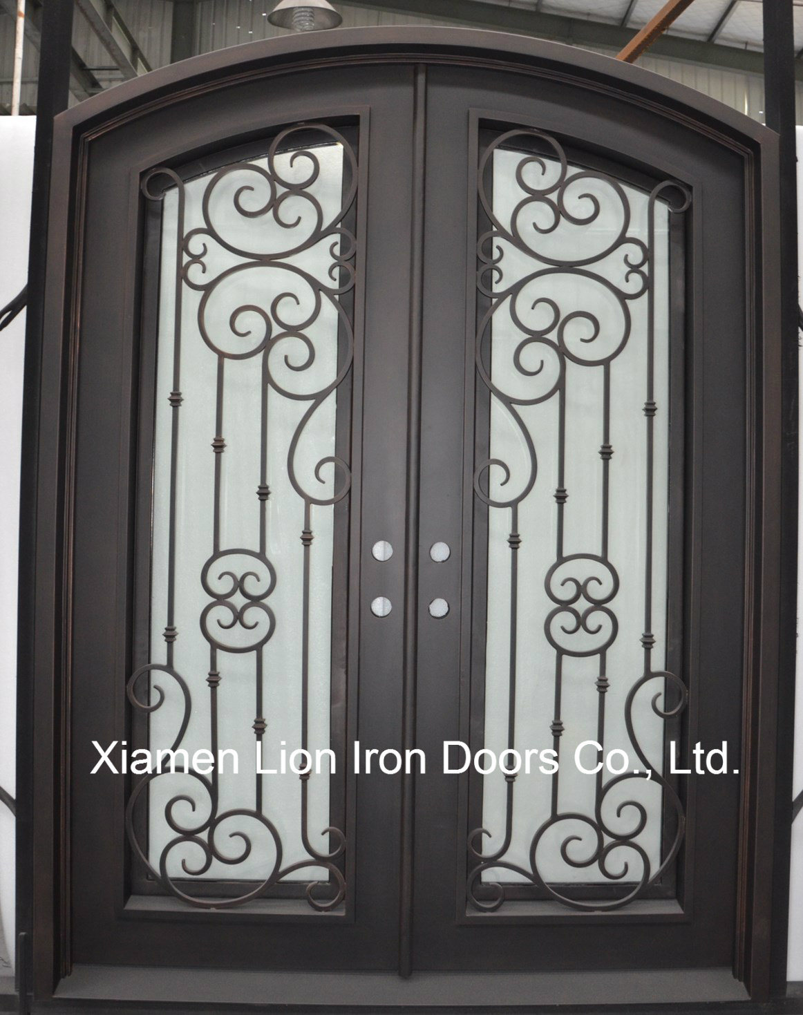 Door Home Iron Main Entry