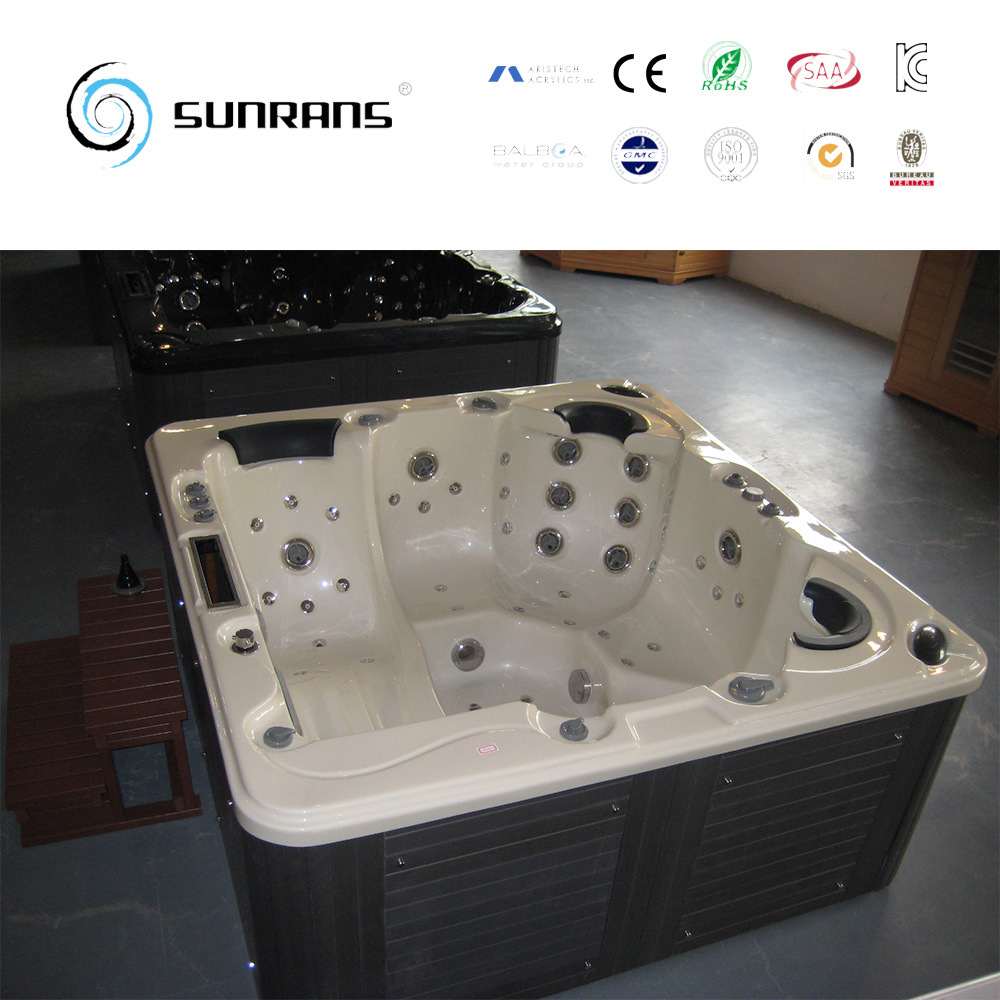 China Ce Approved Small Size Indoor Hot Tub Portable SPA - China ...