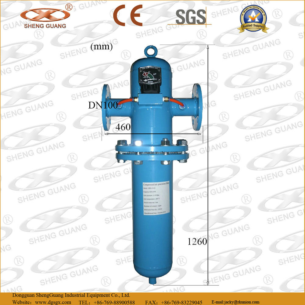 Precise Compressed Air Filter with Best Price pictures & photos