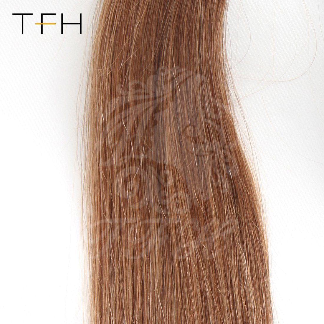 China Tfh 20 Inches Tape In Hair Extensions T Color 6 20pcs Non