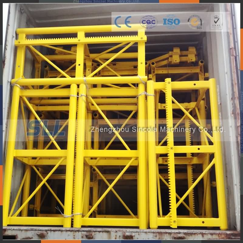 2016 China Construction Hoist Building Hoist Construction Elevator Price pictures & photos
