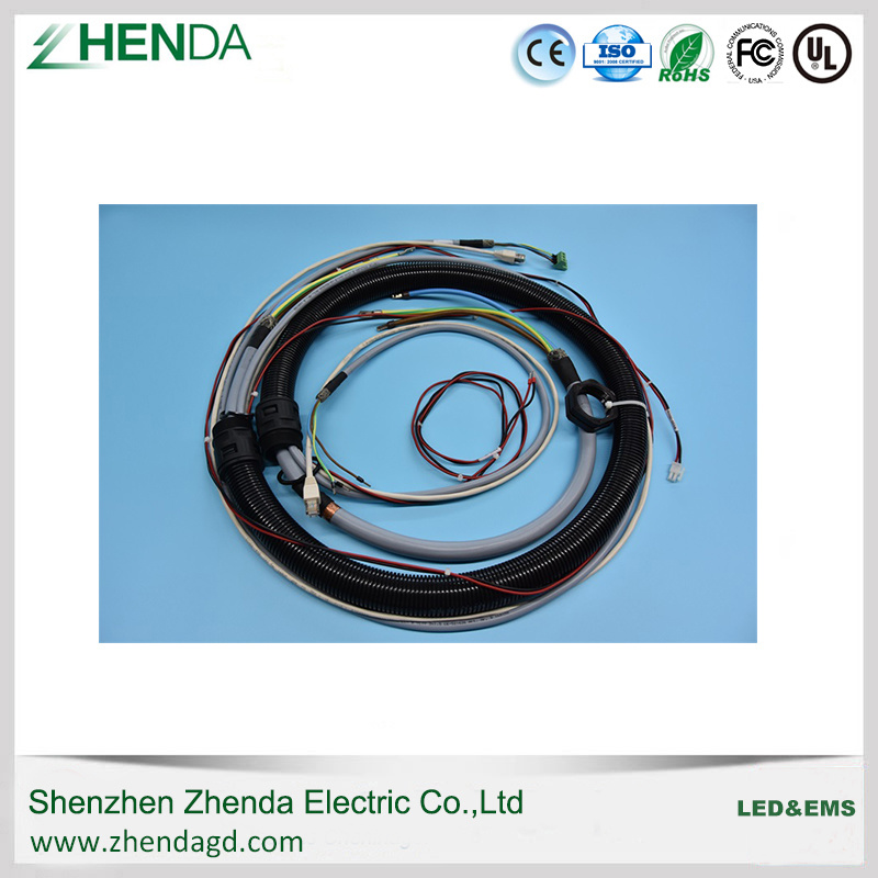 China Shenzhen Factory Custom Wire Harness Cable Assembly - China ...