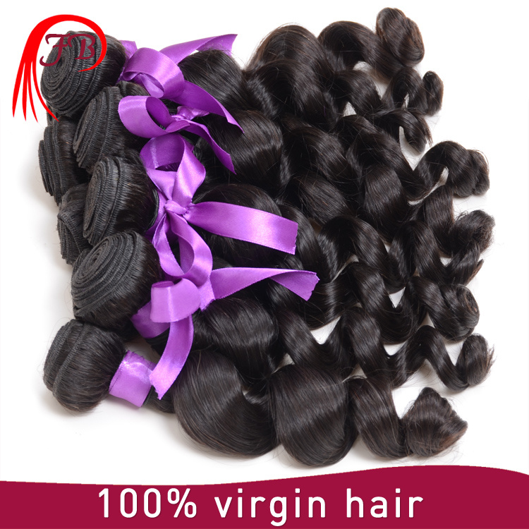 China Wholesale Overseas Double Drown Virgin Remy Brazilian Human