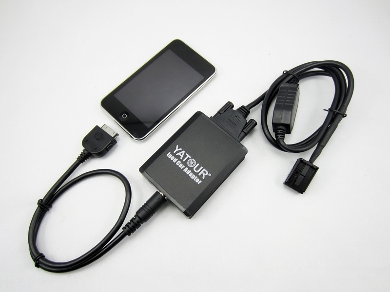 Digital Car Adapter for iPod (YT-M05)