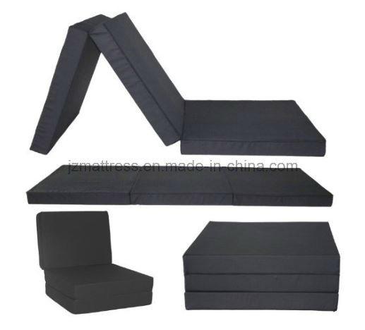 Foldable Memory Foam Tri Fold Mattress