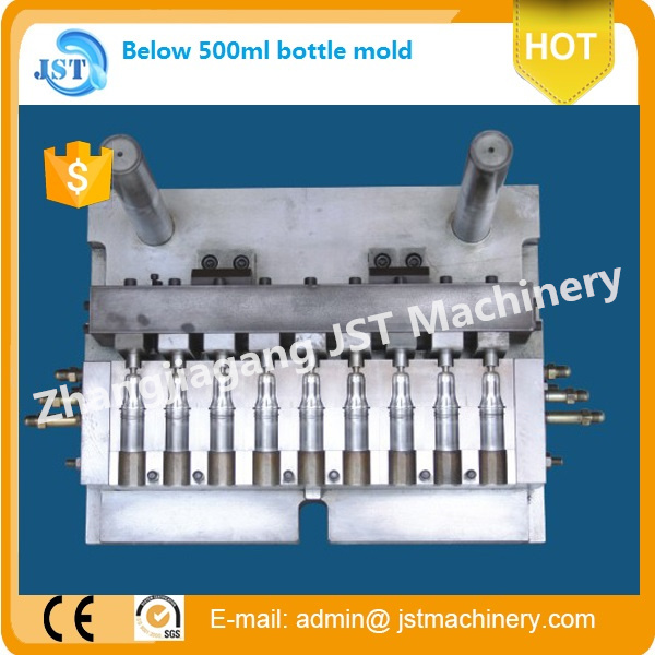 LED Light Bulb One Step Plastic Injection Blow Molding Machine pictures & photos