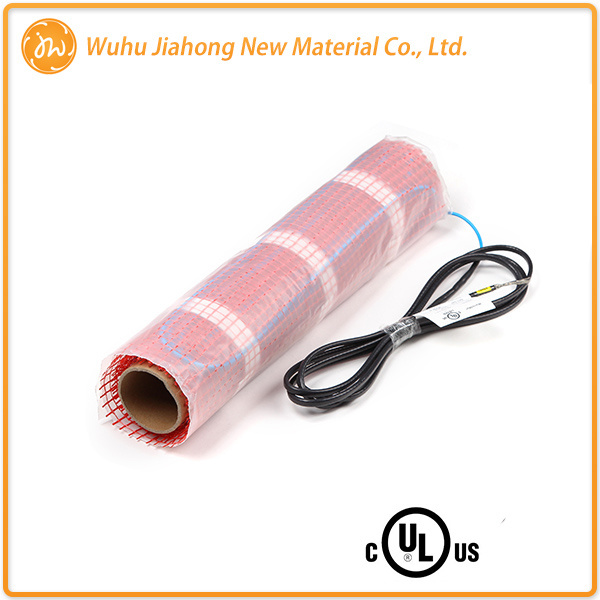 UL Approved Heating Mat Electric Floor Heating Mat Under Tile Floor