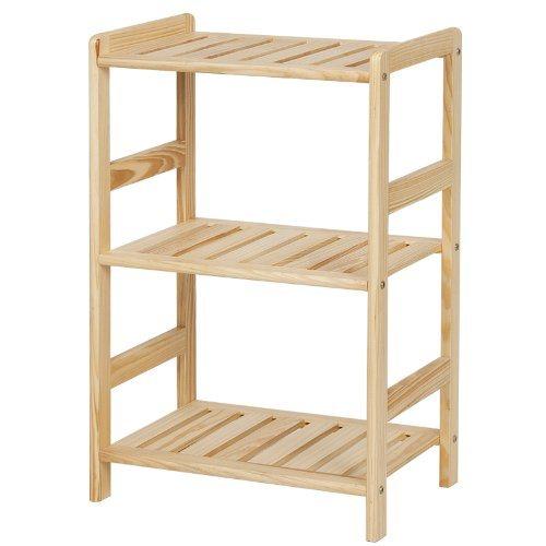 China Multi Purpose Wooden Rack Three, Wood Storage Racks