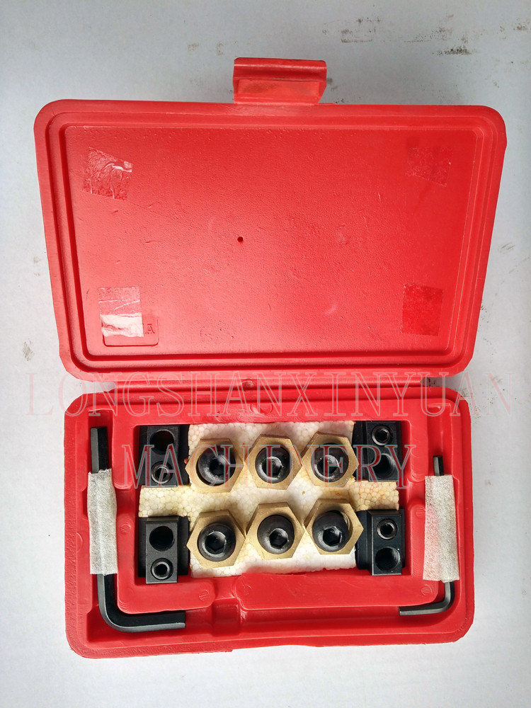 "5/8"" T-Slot Deluxe Steel High Hardness Clamping Kit pictures & photos"