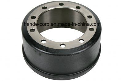 Truck and Trailer TUV Approved OEM Brake Drum pictures & photos
