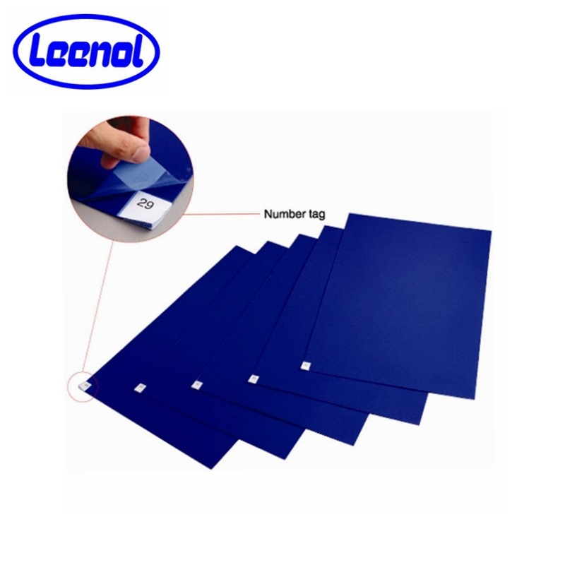 ESD Blue 26''*45'' Peelable Sticky Mat