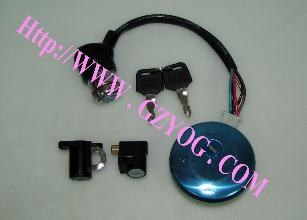 Kit De Cerradura PARA Varios Modelos. Motorcycle Parts Lock Set for Various Models pictures & photos