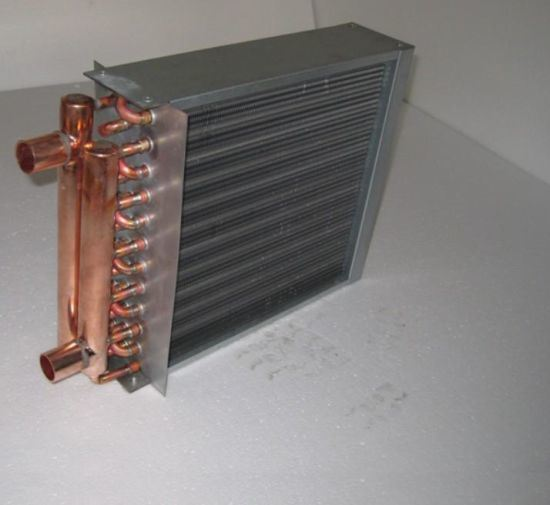 China USA Market Wood Furnace Boiler Heat Exchanger Coil - China ...
