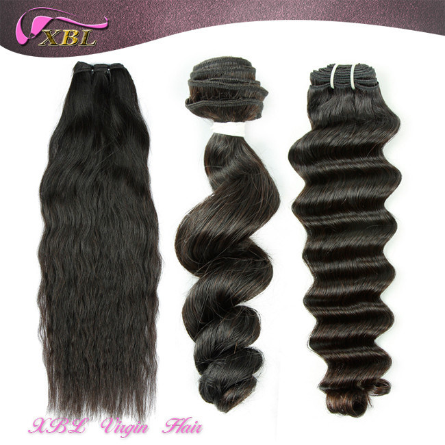 China Top Quality Darling Hair Weaving Wholesale Indian Hair
