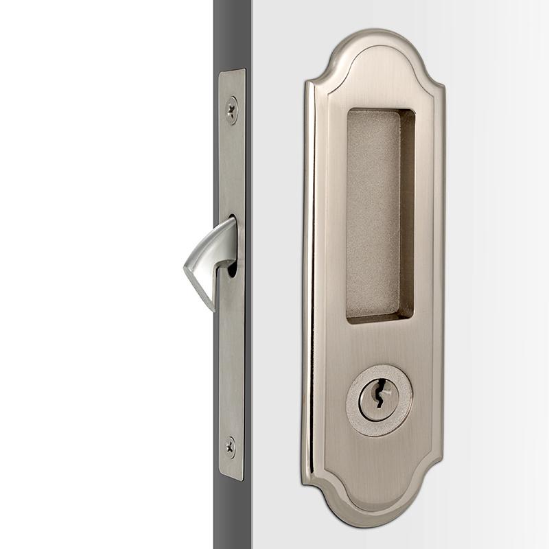 Sliding Door Handle >> Hot Item Easy Install Entrance Mortise Sliding Door Lock With Lever Handle