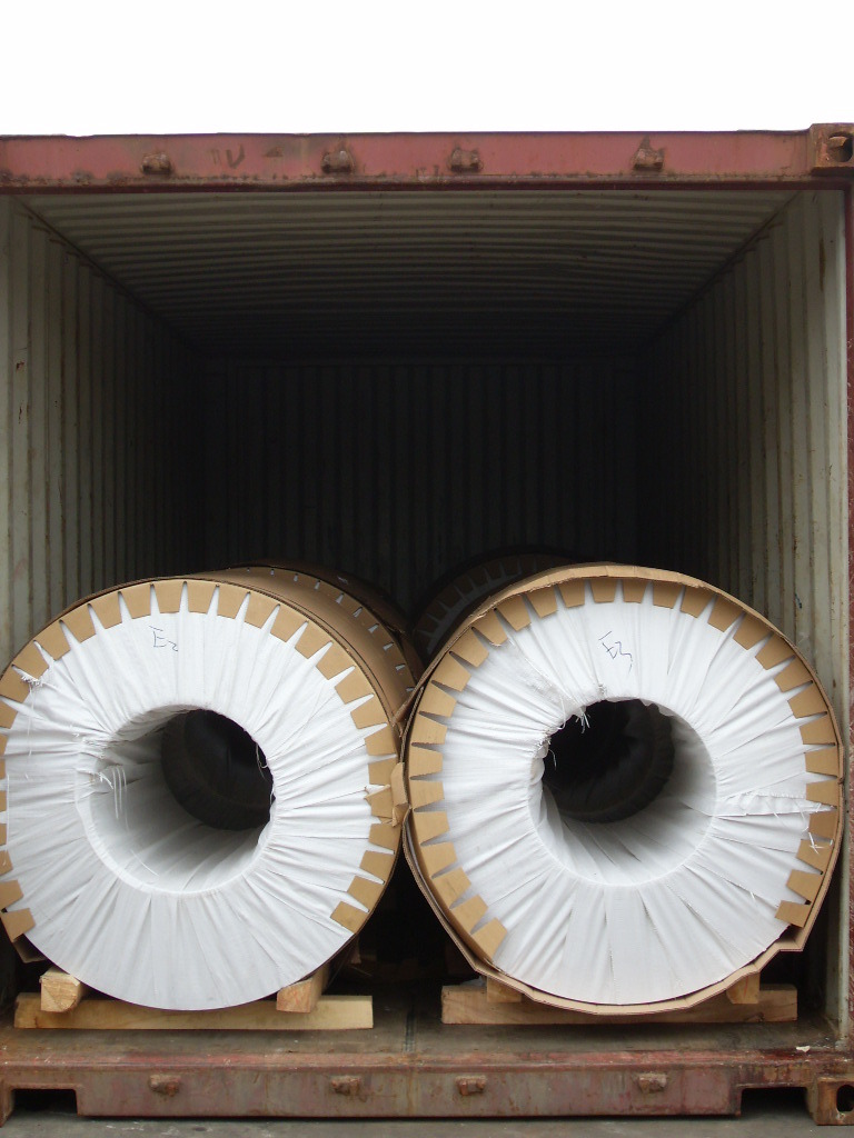 Mill Finsihed Cold/ Hot Rolling Aluminium Coil for Consturction pictures & photos