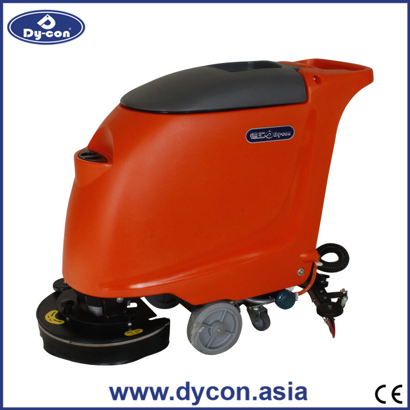 Colorful Floor Scrubber for Station and Office.