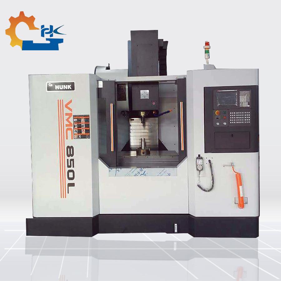 China CNC Turning Center Machine Tools Vmc350L Mitsubishi