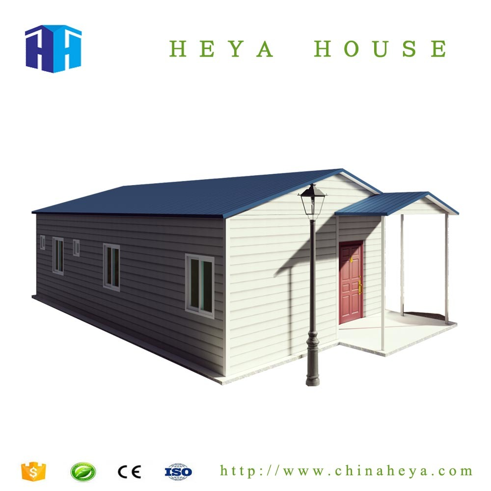 China Lebanon Luxury Prefab Tiny Steel Frame House Plans Design ...